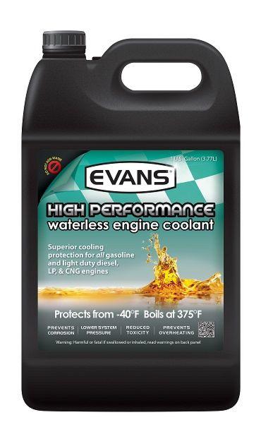 evans high performance